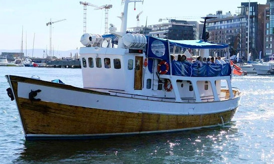 Charter The 64ft M/s
