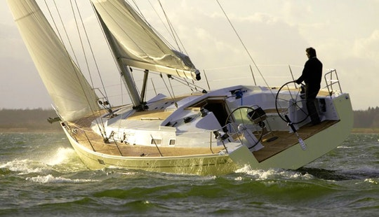 43' Cruising Monohull Charters In Greifswald, Germany