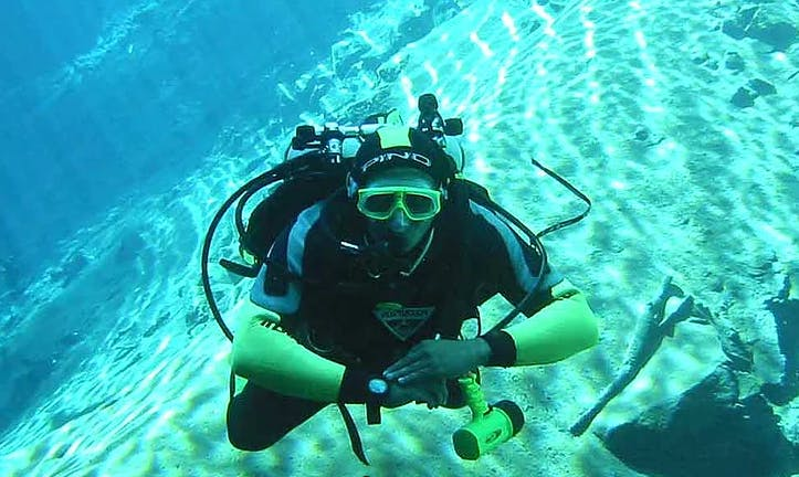 Enjoy Scuba Diving in Tarkarli, Maharashtra