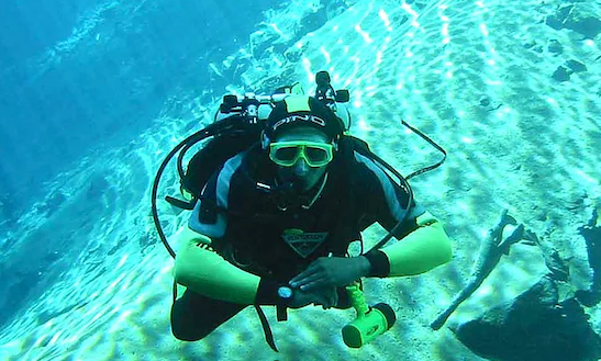 Enjoy Scuba Diving In Tarkarli, Maharashtra