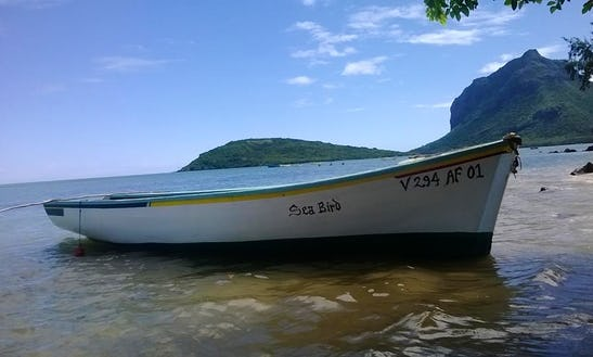 Charter A Dinghy In Baie Du Cap, Mauritius