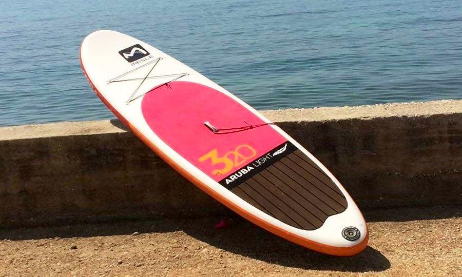 Paddleboard in Sibenik