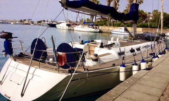 50' Daysailer Charter In Naples, Italy