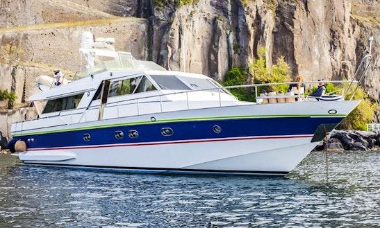 Charter 65' Ghibili Power Mega Yacht In Napoli, Italy
