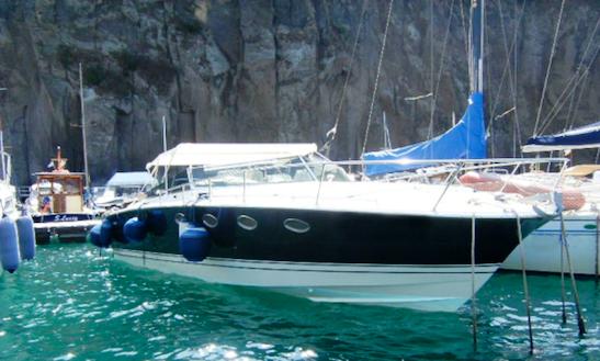 Charter 38' Tornado Motor Yacht In Napoli, Italy