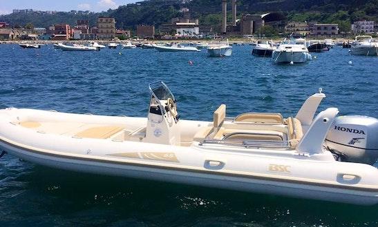 Exciting Boat Trips Around Napoli, Capri And Positano In Italy