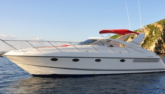 Crewed Motor Yacht Fairline Targa 43' For Charter In Mallorca