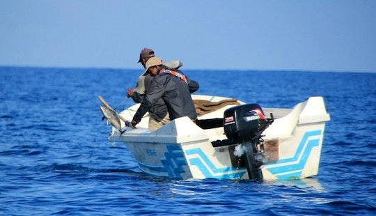 Go Boating On A Dinghy Charter In Kalpitiya, Sri Lanka