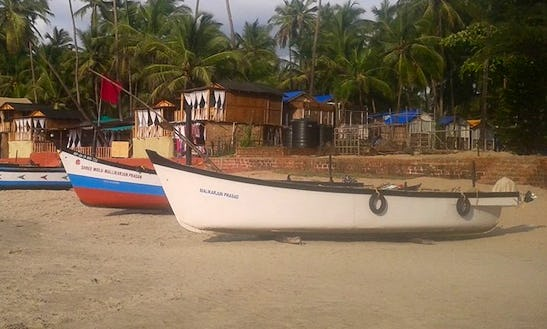 Dinghy Rentals From Canacona - Palolem Beach!