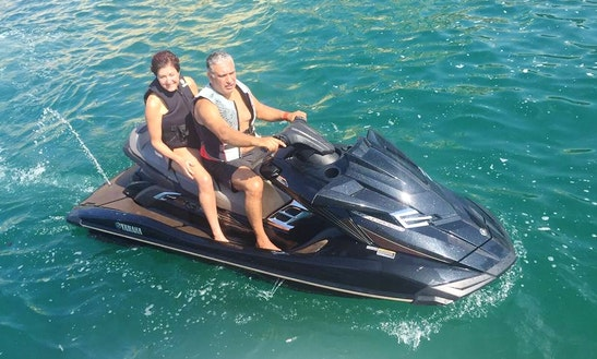 Rent A Jet Ski In Beirut, Lebanon