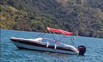 Explore on a Bowrider Charter in Angra dos Reis, Brazil