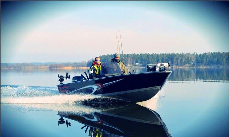 Fishing Boat For Weekly Hire in Västra Götalands län, Sweden