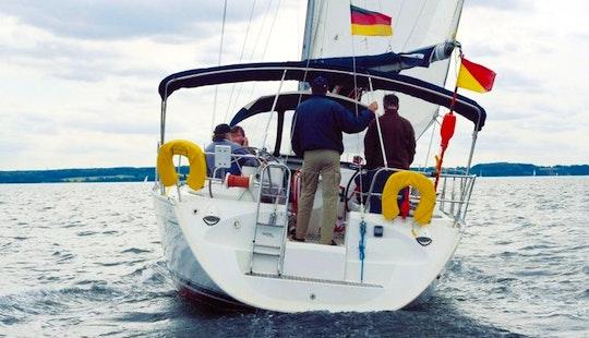 Charter 43' Jeanneau Sun Odyssey Cruising Monohull In Flensburg, Germany