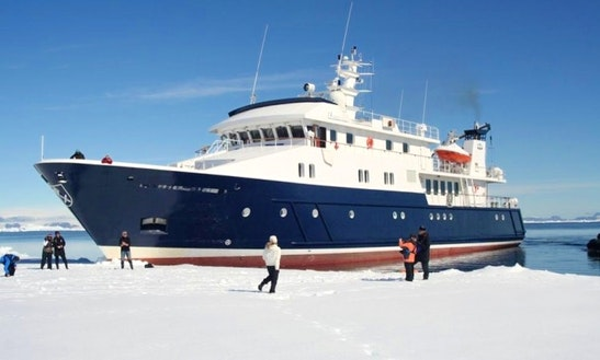 Adventure Expedition Yacht
