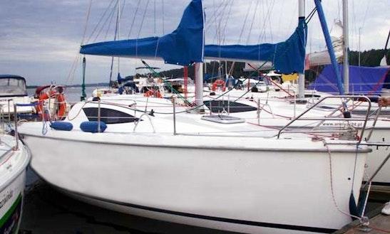Charter Antila 24 Cruising Monohull In Mikołajki