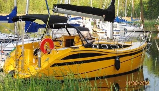 Tes 32 Dreamer 'x' Cruising Monohull Charter In Piaski, Poland