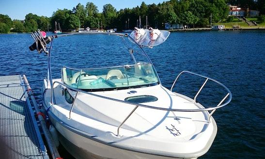 Motor Yacht Rental In Giżycko