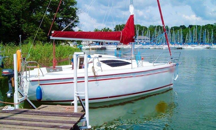 "Charter the Antila 24 ""Carrara"" Sailing Yacht in Wilkasy"