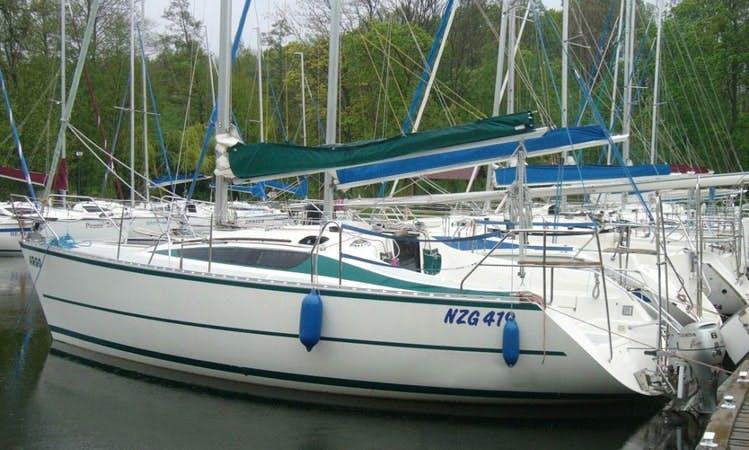 "Tango 30 ""Argo"" Sailing Yacht Charter in Poland"
