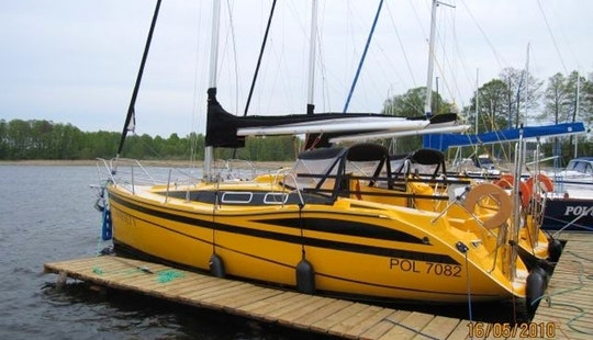 Tes 32 Dreamer 'xv' Cruising Monohull Charter In Piaski, Poland
