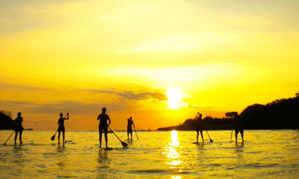 Stand Up Paddleboard Trips in Quepos, Costa Rica