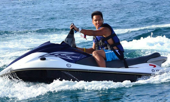 Rent A Jet Ski A Boracay Beach
