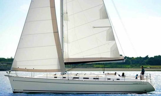 Charter Beneteau Cyclades 50.5 Sailing Yacht In Alimos, Greece