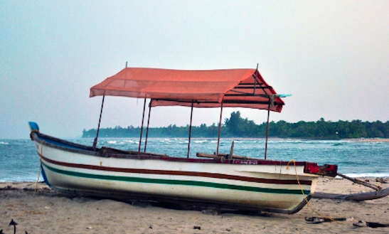 Rent A Dinghy With Bimini Top In Kudal, Maharashtra