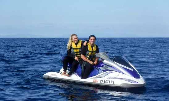 Jet Ski Rental In Long Beach, California