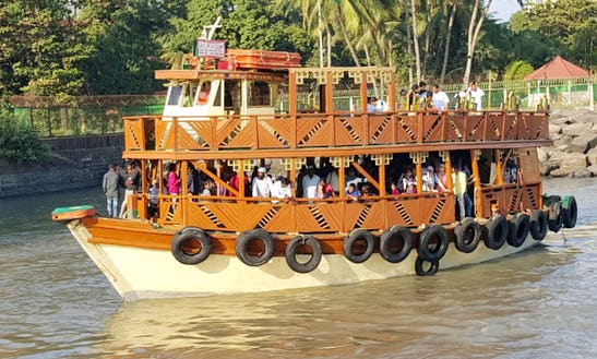 Boat Tour Aboard A Local Passenger Boat For 50 People!