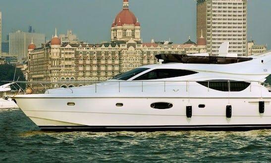 Charter A Power Mega Yacht In Mumbai, India