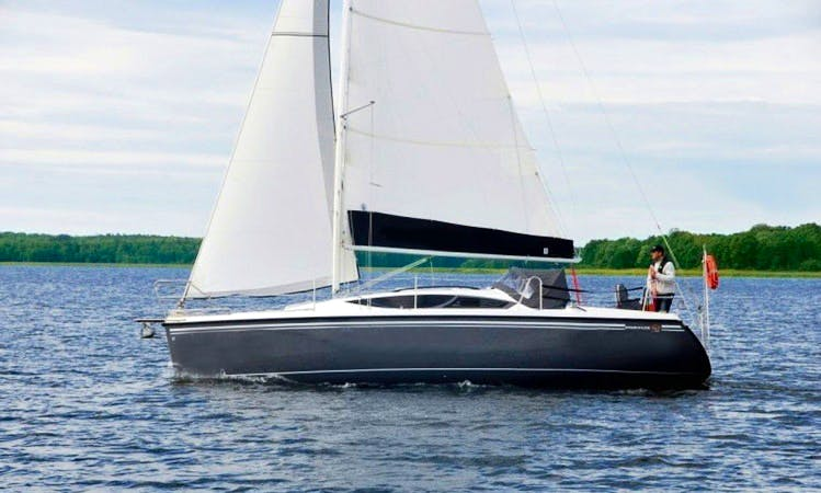 Charter a Maxus 33.1 RS Sailboat in Wilkasy, Poland