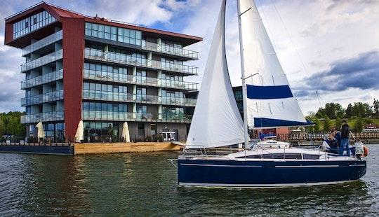 Sail On Shine 30 Exclusive Cruising Monohull Charter In Gmina Mikołajki, Poland