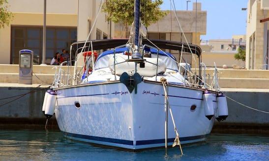 Bavaria 46 Cruiser, S/y Sea Perk Sail In Ionian Sea