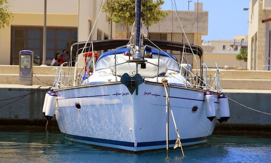 Bavaria 46 Cruiser, S/y Sea Perk Sail In Ionian Sea