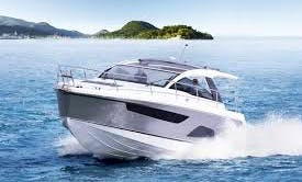 Awesome Luxury Cruiser - Sealine S330 Motor Yacht for Charter in Hong Kong Island