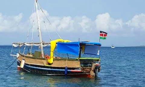 Enjoy a Traditional Boat Charter in Wasini, Kenya