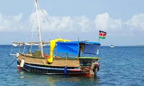 Enjoy a Traditional Boat Charter in Wasini, Kenya