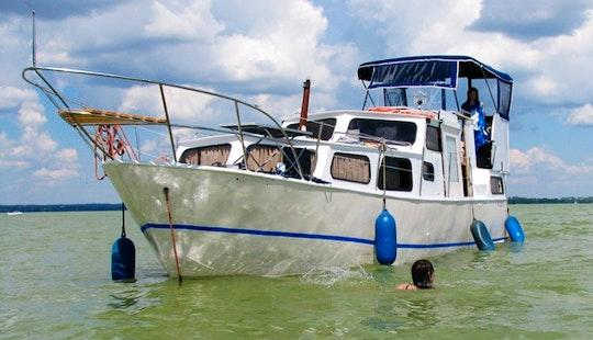 'albatros' Mebo Cruiser 950 Yacht Charter In Giżycko