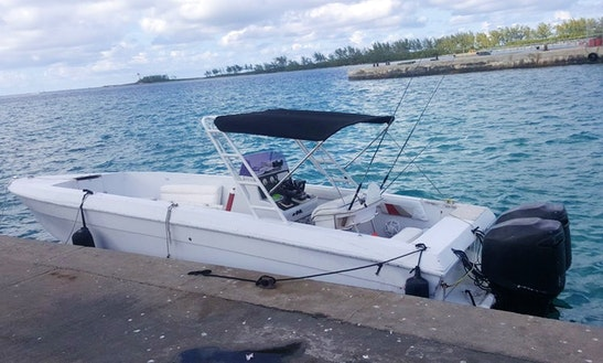 Enjoy Private Sightseeing And Snorkeling Cruise In Nassau, New Providence