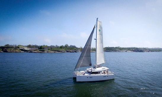 Lagoon Charter Rental In Helsinki