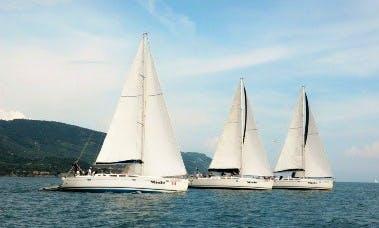 Bavaria 46 Sailing Yacht  Charter in Fezzano, Liguria