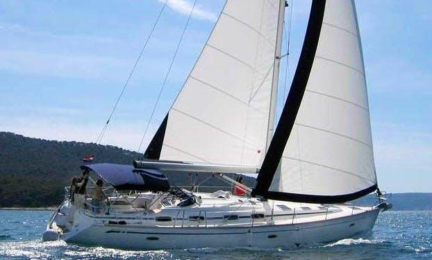 Charter the Bavaria 50 Cruiser Yacht in Fezzano, Italy