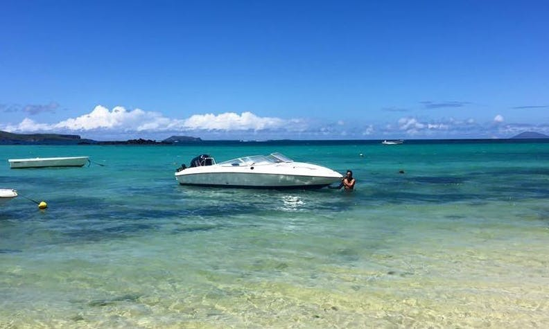 Charter a Bowrider in Albion, Mauritius