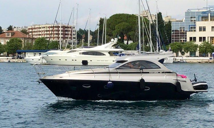30' Mirakul 30 HT- Laura Motor Yacht Charter in Zadar, Croatia