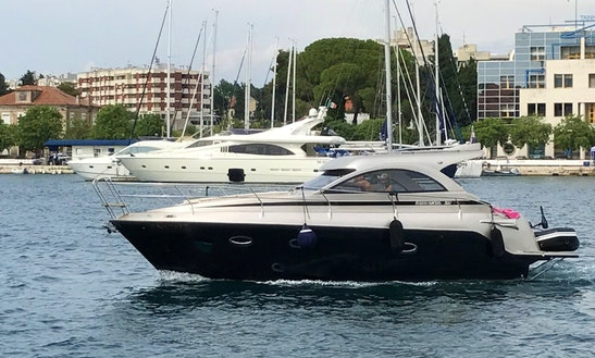 Motor Yacht Rental In Zadar