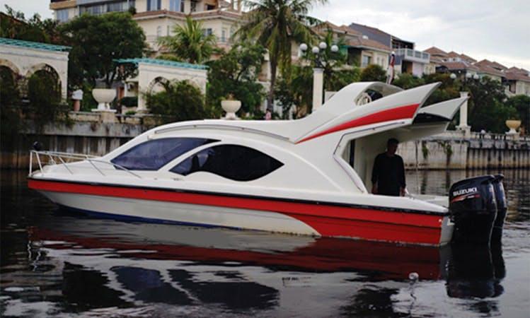 Charter Michael Motor Yacht in Pademangan, Indonesia