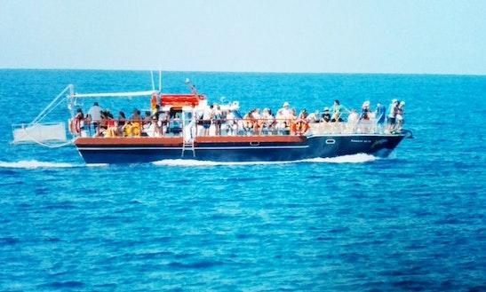Motor Yacht Rental In Limenas Chersonisou