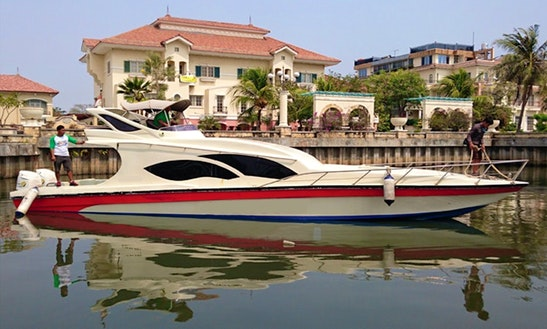 Charter Concord Motor Yacht In Pademangan, Indonesia