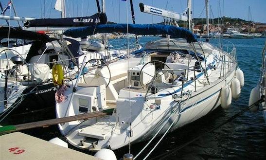 Sindbad Cruising Monohull Hire In Murter